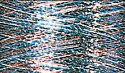Sulky Metallic Thread Multi - Silver, Light Copper & Blue 023388