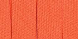 "Wrights Single Fold Bias Tape .5/""X4yd-Orange 117-200-058"