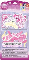 EK Success Disney Layered Accents 25/Pkg-Princess Tiara at Sears.com