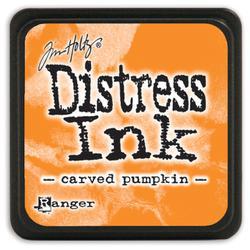 Carved Pumpkin - Distress Mini Ink Pad