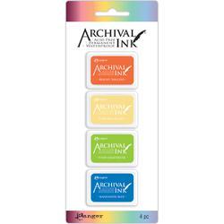 Kit 3 - Archival Mini Ink Pad Kits