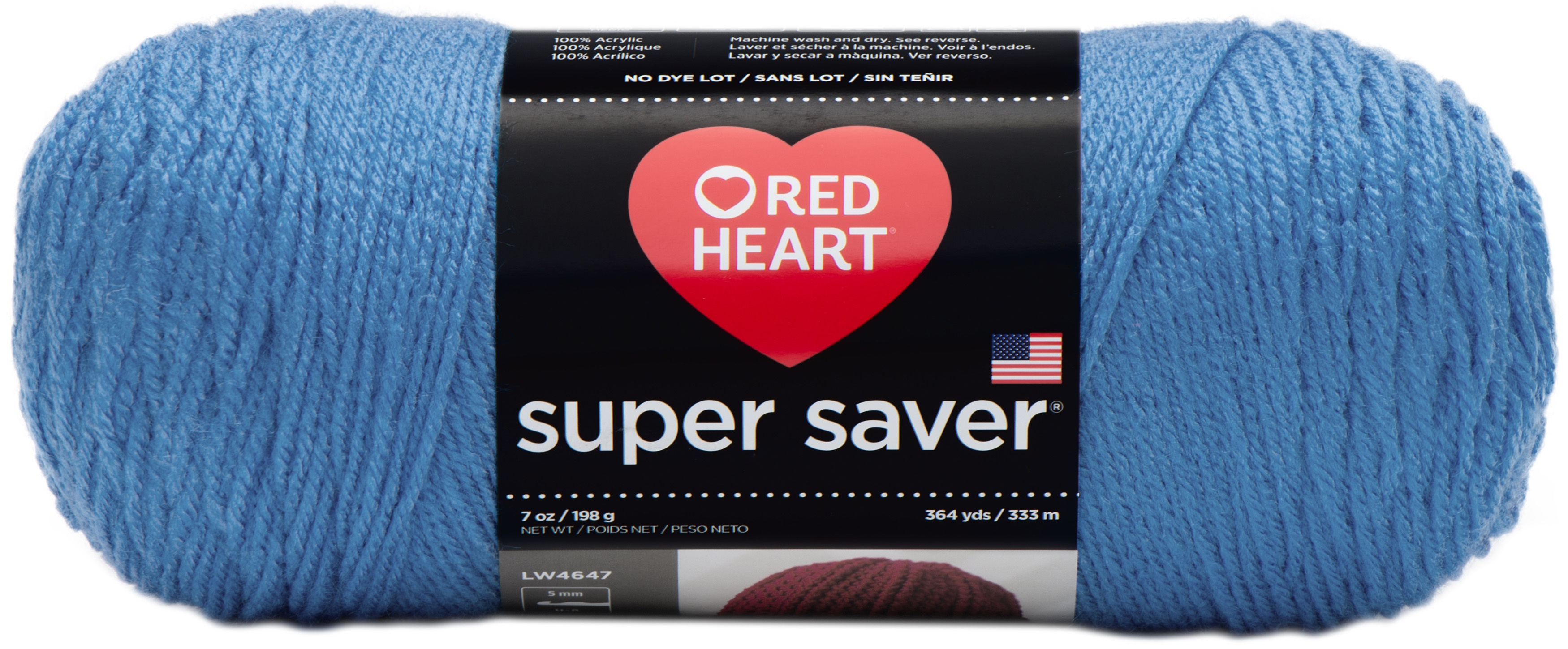 Red-Heart-Super-Saver-Yarn-Delft-Blue-E300-885