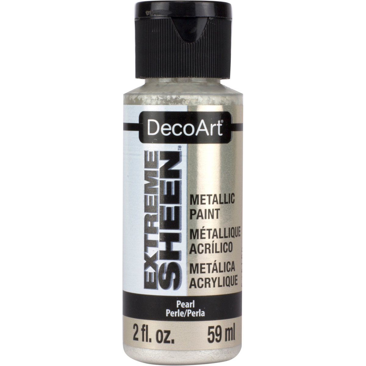 DecoArt 2 Ounce, Pearl Extreme Sheen Paint