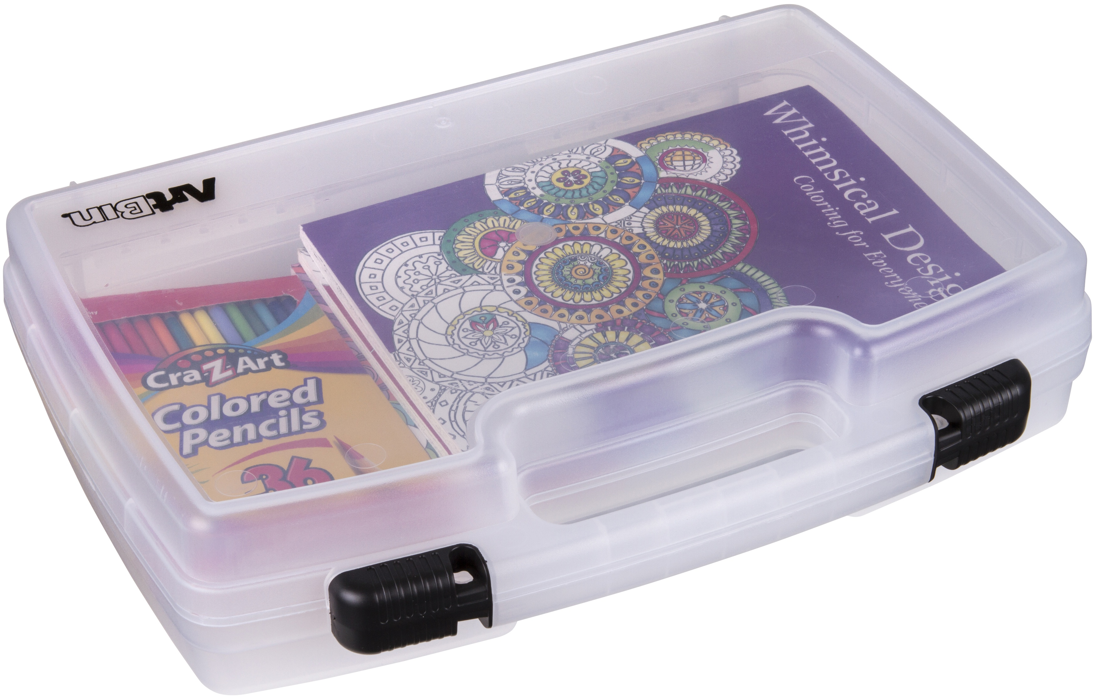 ArtBin-Quick-View-Carrying-Case-17-034-X3-875-034-X12-375-034-Translucent-8017AB