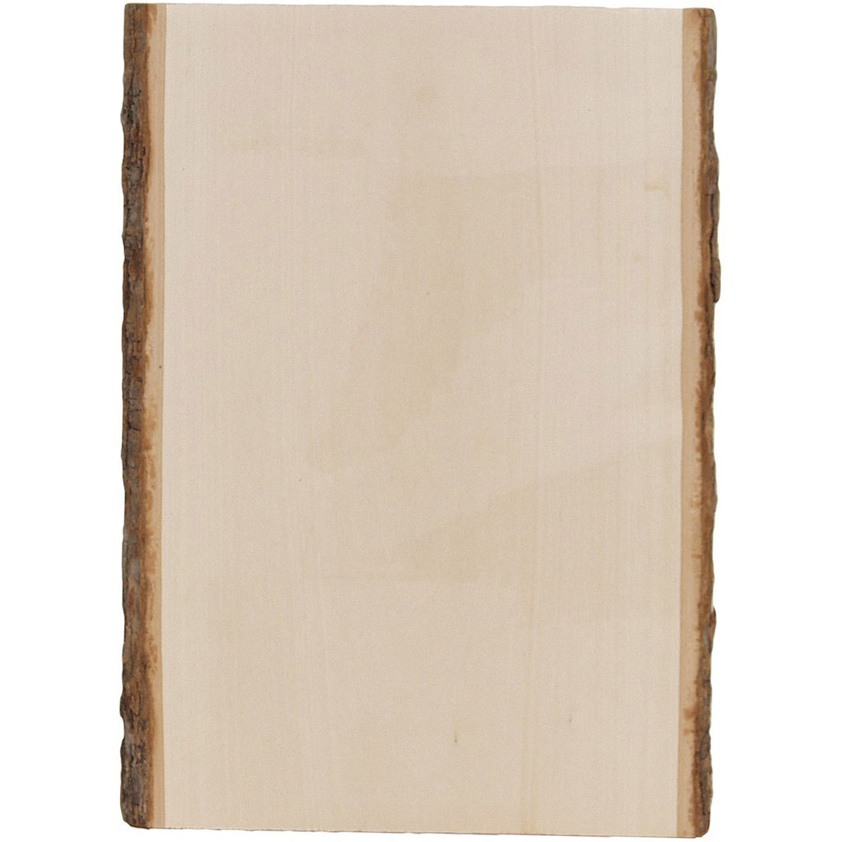 Basswood Country Rectangle Plank-7 To 6X11/Basswood