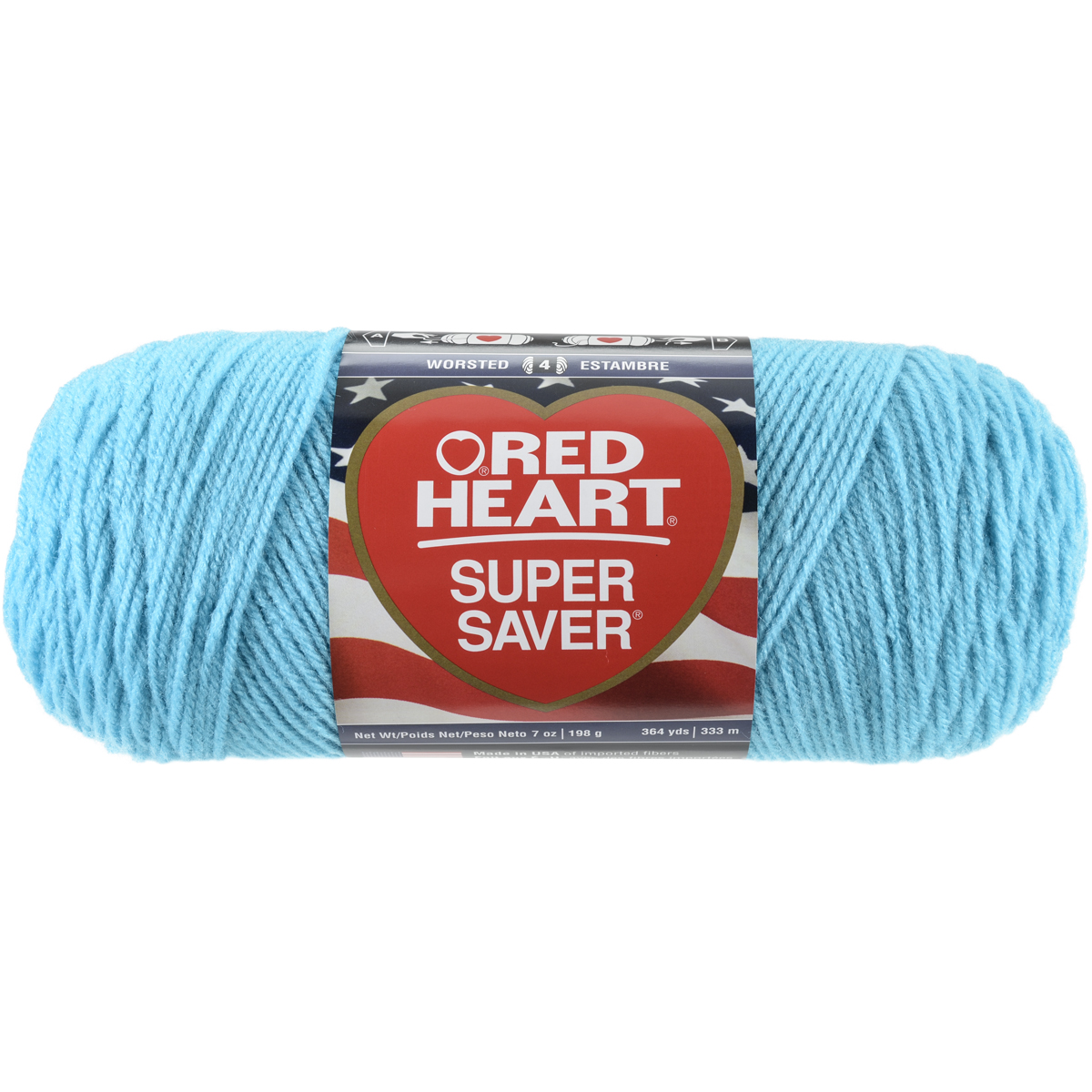 Red Heart/Super Saver Yarn Turqua