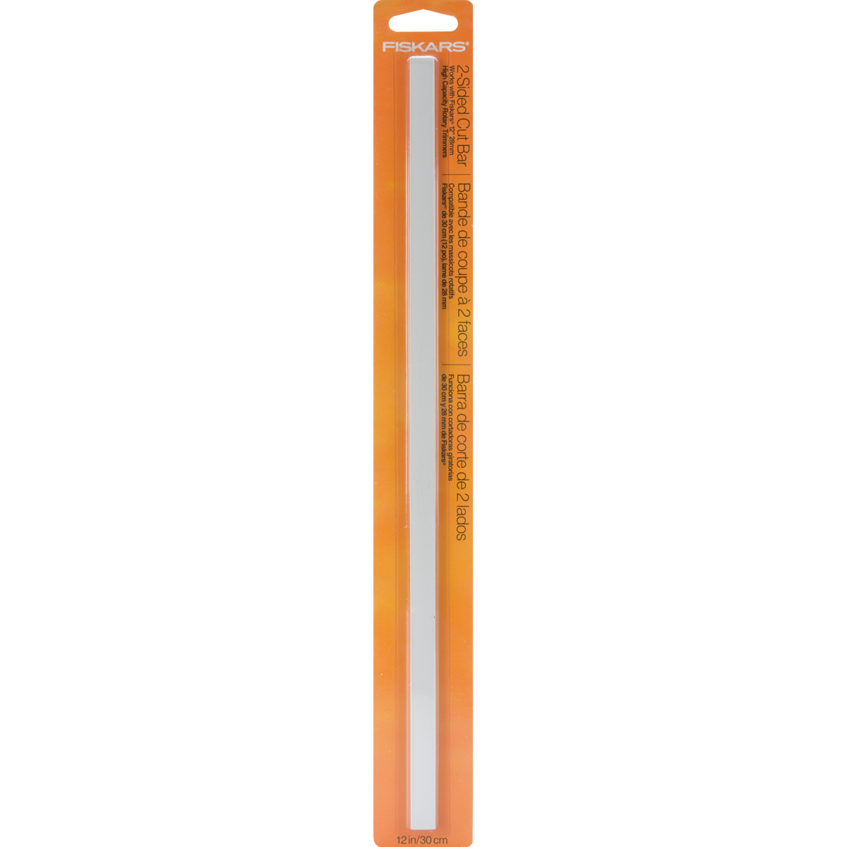 "F9660 Fiskars Rotary Trimmer 2-Sided Cutting Bar 12/""-28mm"