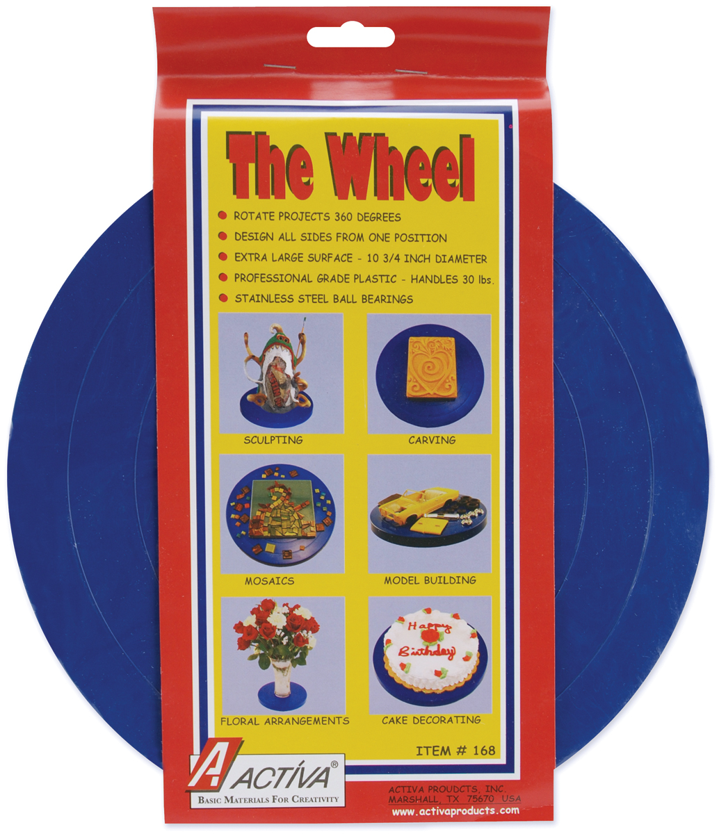 """Sculptor/'s Wheel-10.75/"""" 168A"""