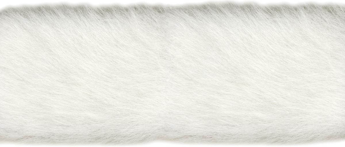 "186 8783-030 Simplicity Fur Trim 2/""X6yd-White"