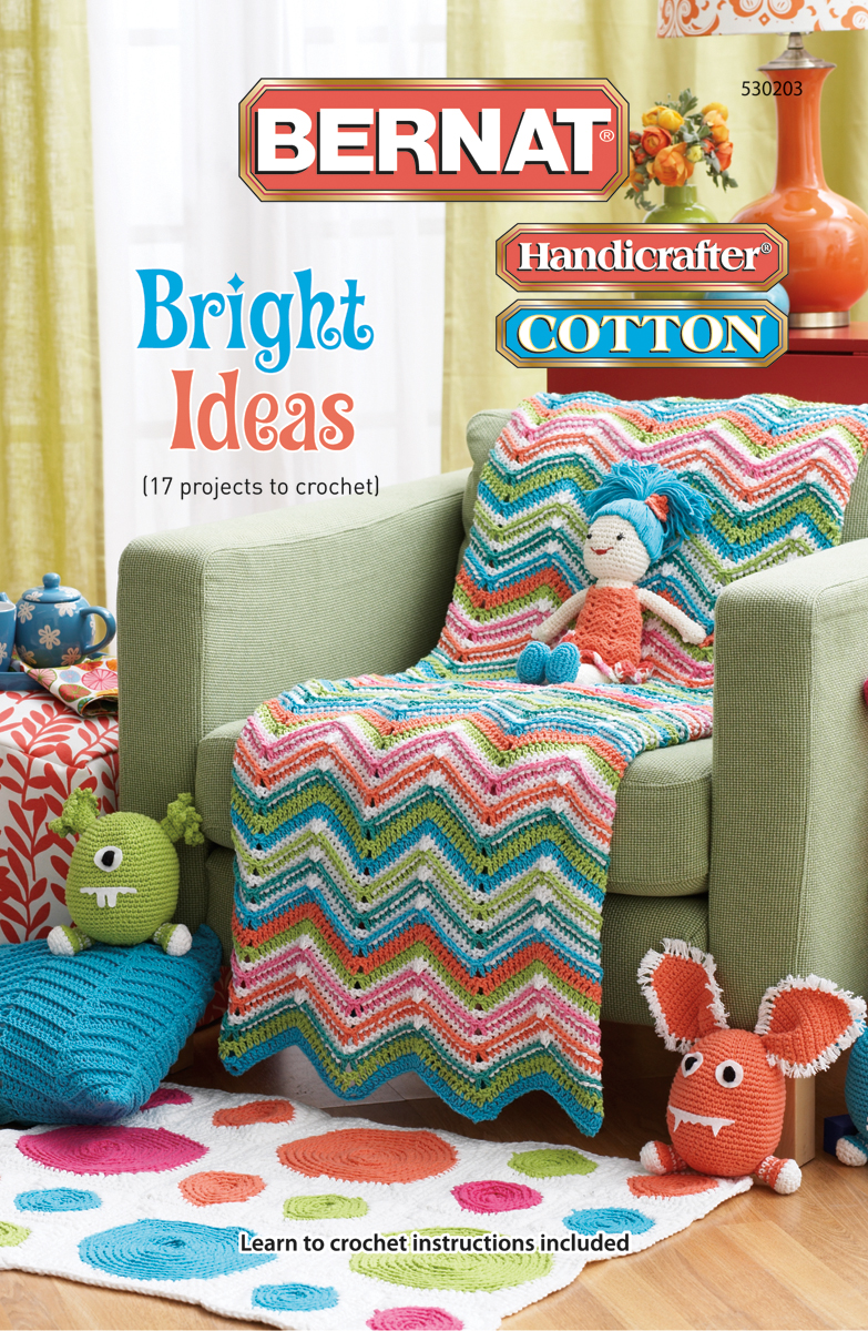 Bernat-Bright Ideas BT-30203 Handicrafter