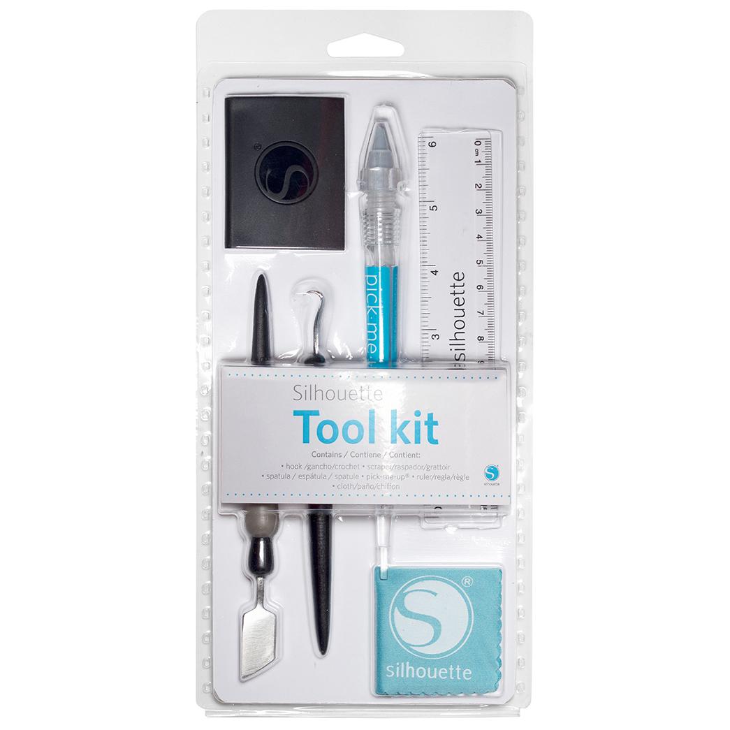 Silhouette Tool Kit 6//Pc- TOOLKIT