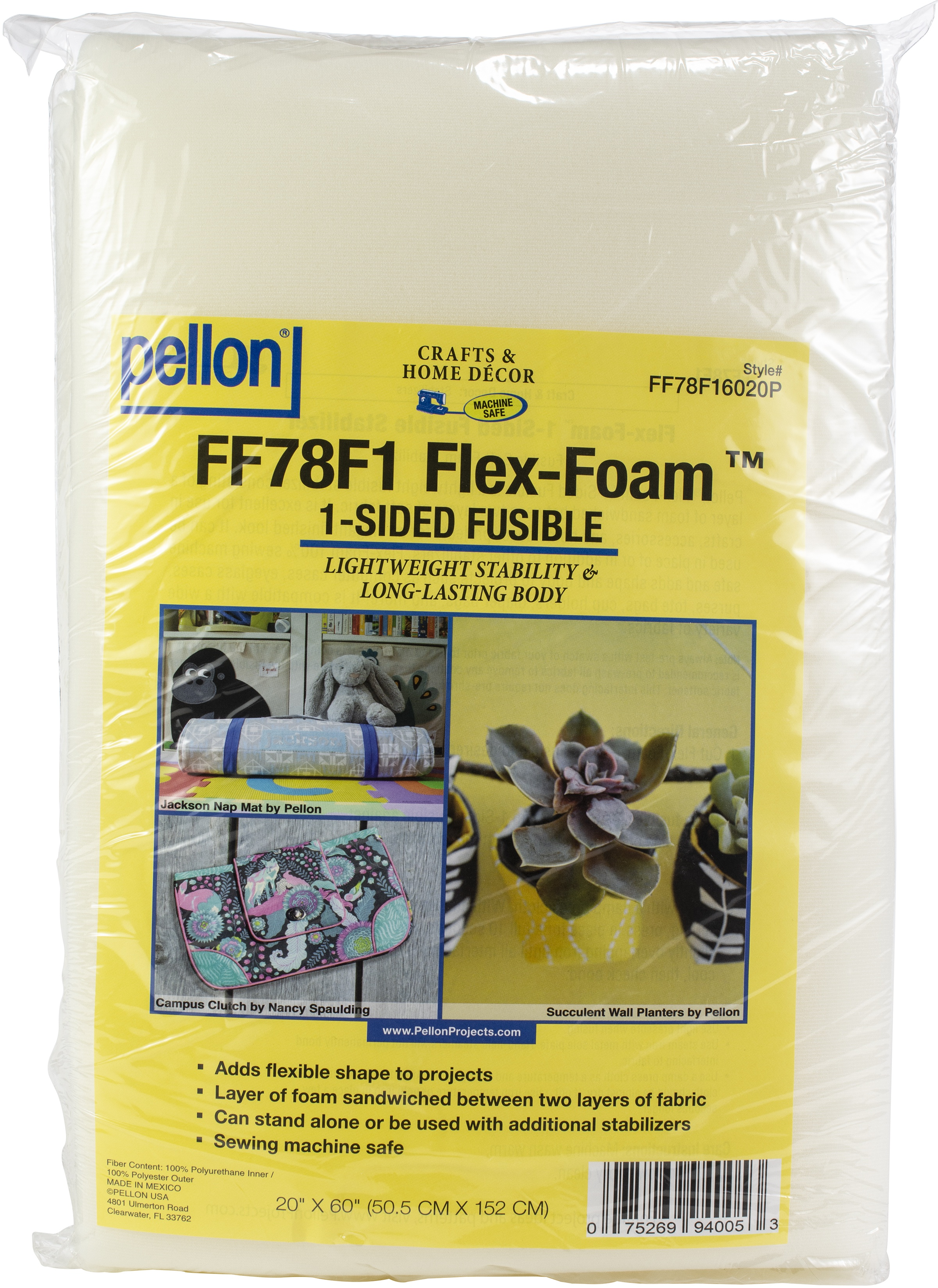 Pellon 906F Fusible Sheerweight Interfacing 60 x 10 yd