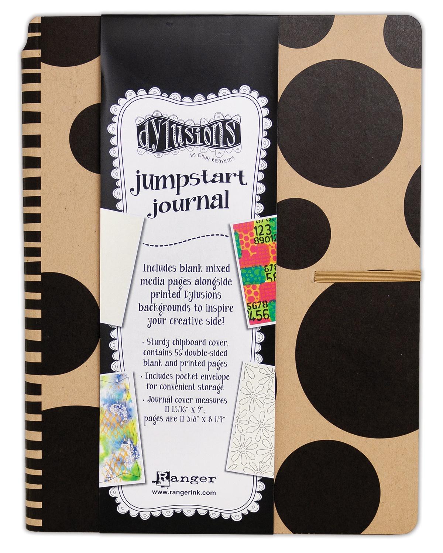 Dyan Reaveley/'s Dylusions Jumpstart Journal