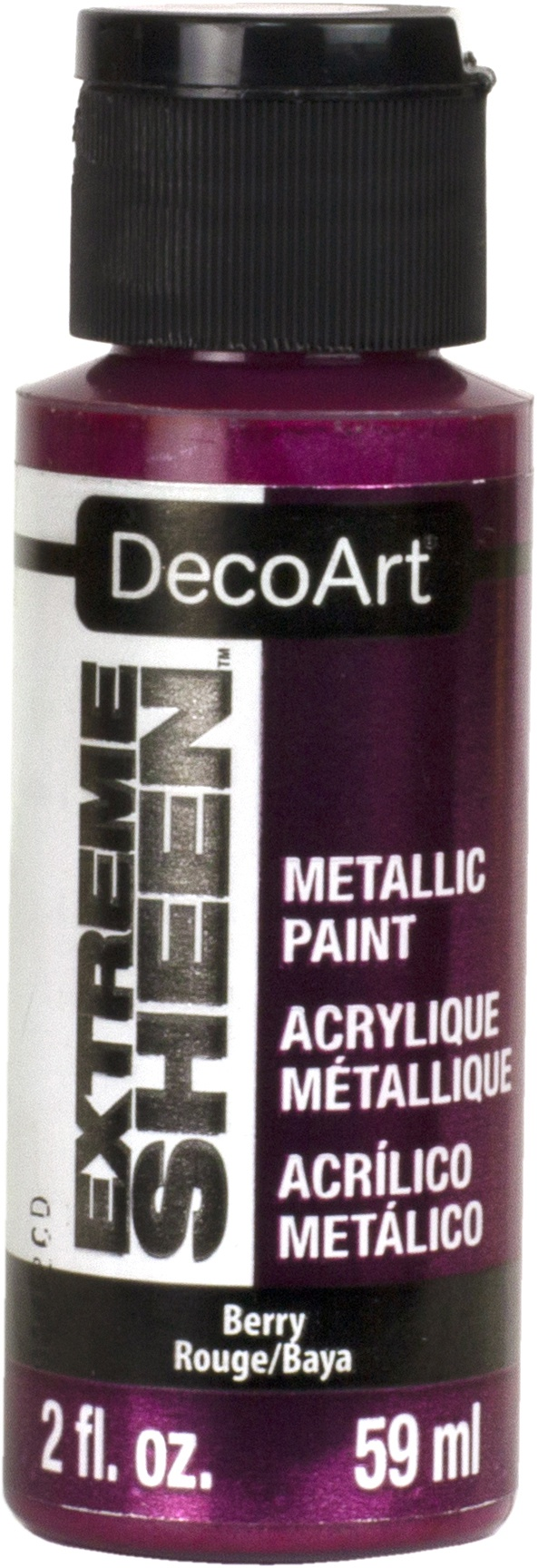 DecoArt Extreme Sheen Paint 2oz-Berry