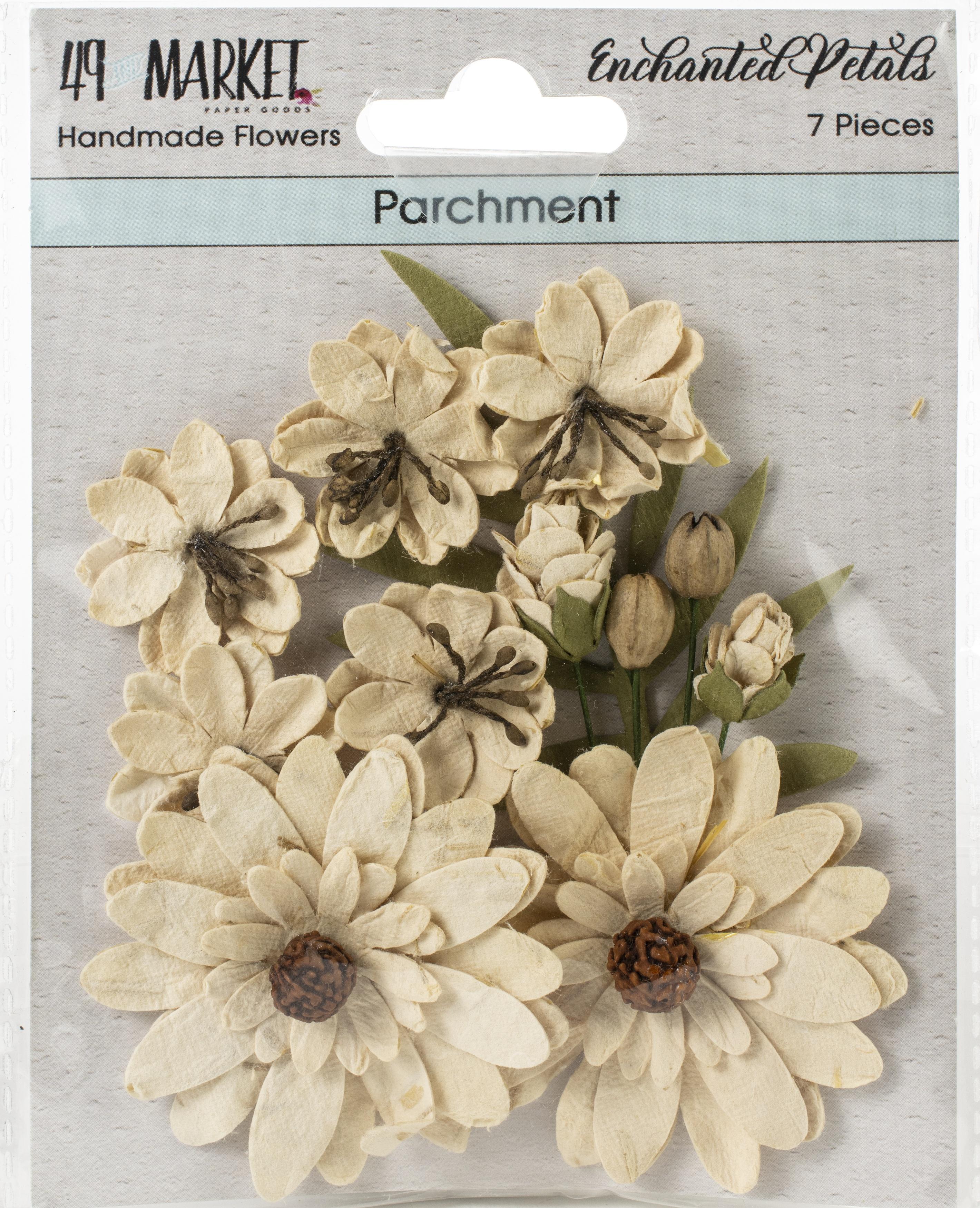 49 And Market Enchanted Petals 7//Pkg Mint 014567989043