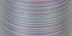 Cotton-Machine-Quilting-Thread-Multicolor-225yd-Baby-Pastels-S972-0865