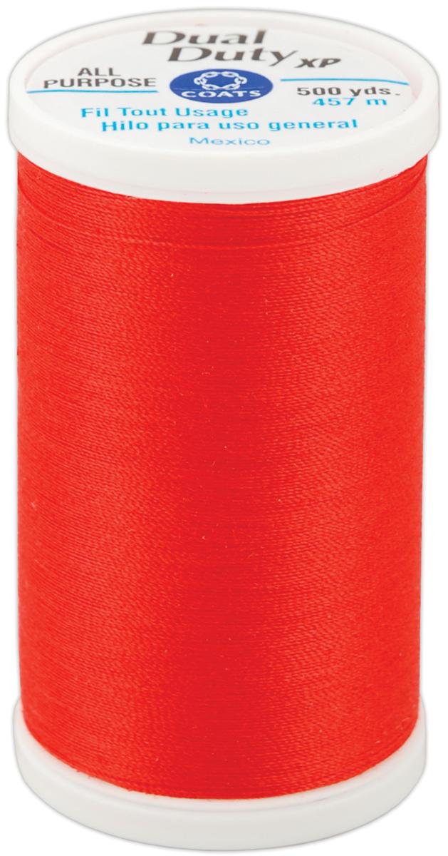 Dual Duty XP General Purpose Thread 500yd Atom Red S930-2160