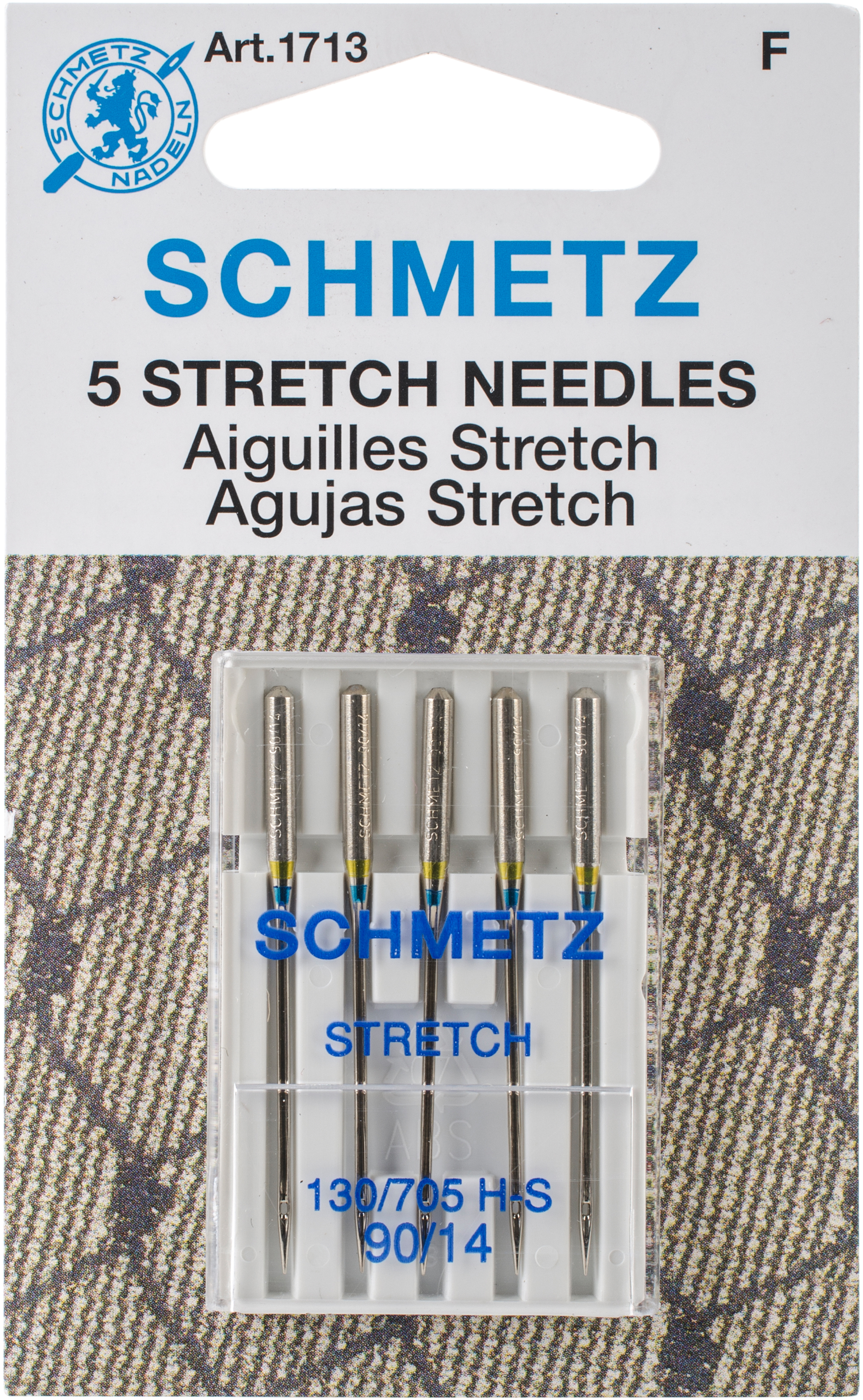 Singer Size Stretch Sewing Machine Needles 90//14