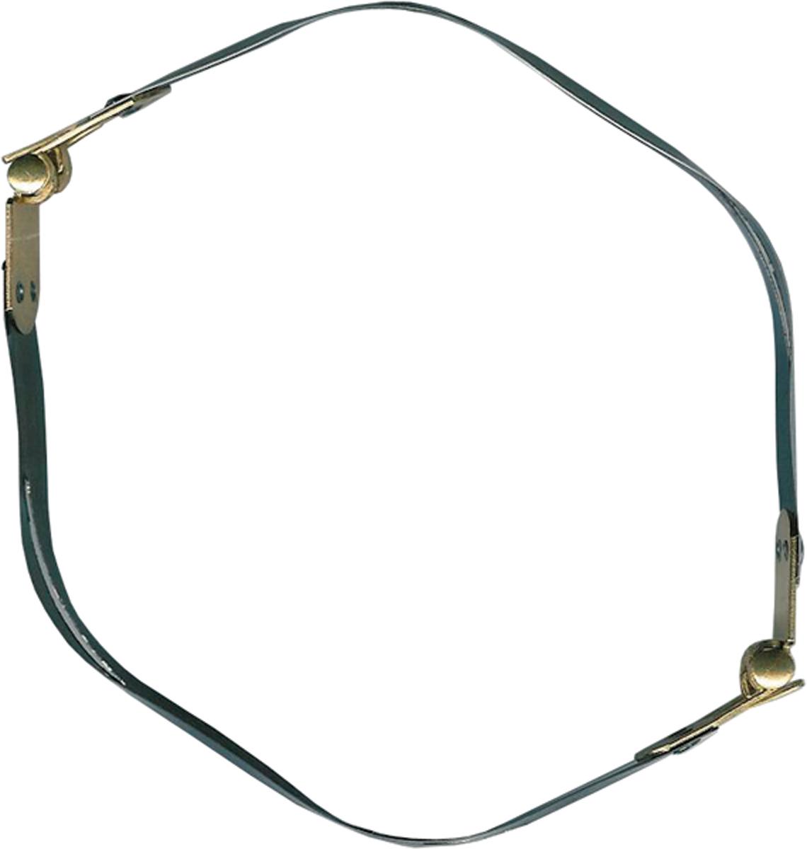 "Internal Flex Purse Frame 9""-Gold & Silver"
