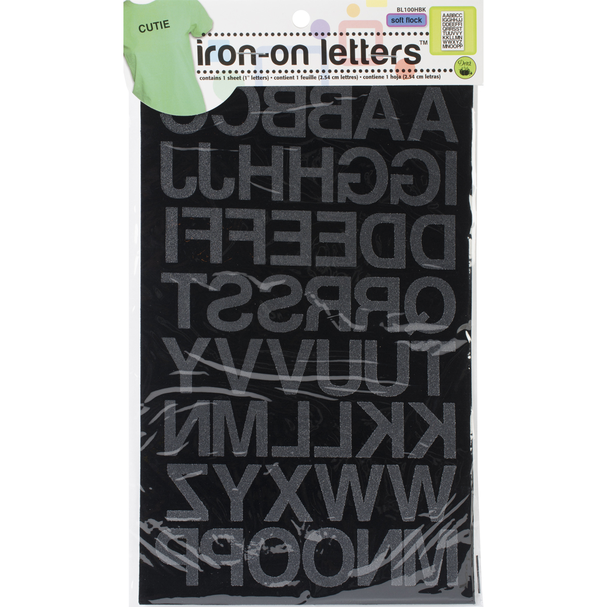 how to do iron on letters iron on letters 1 quot block black ebay 22276 | 101817PK