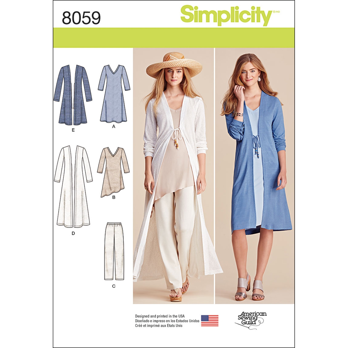 SIMPLICITY MISSES SEPARATES SIZED XXS TO XXL-XXS-XS-S-M-L-XL-XXL