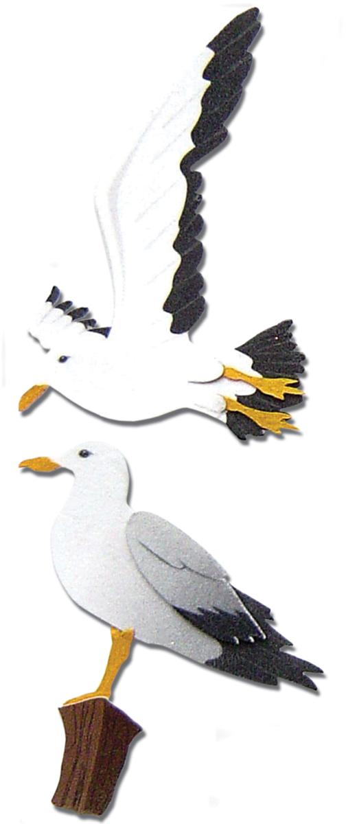 Jolee-039-s-Dimensional-Embellishments-Seagulls
