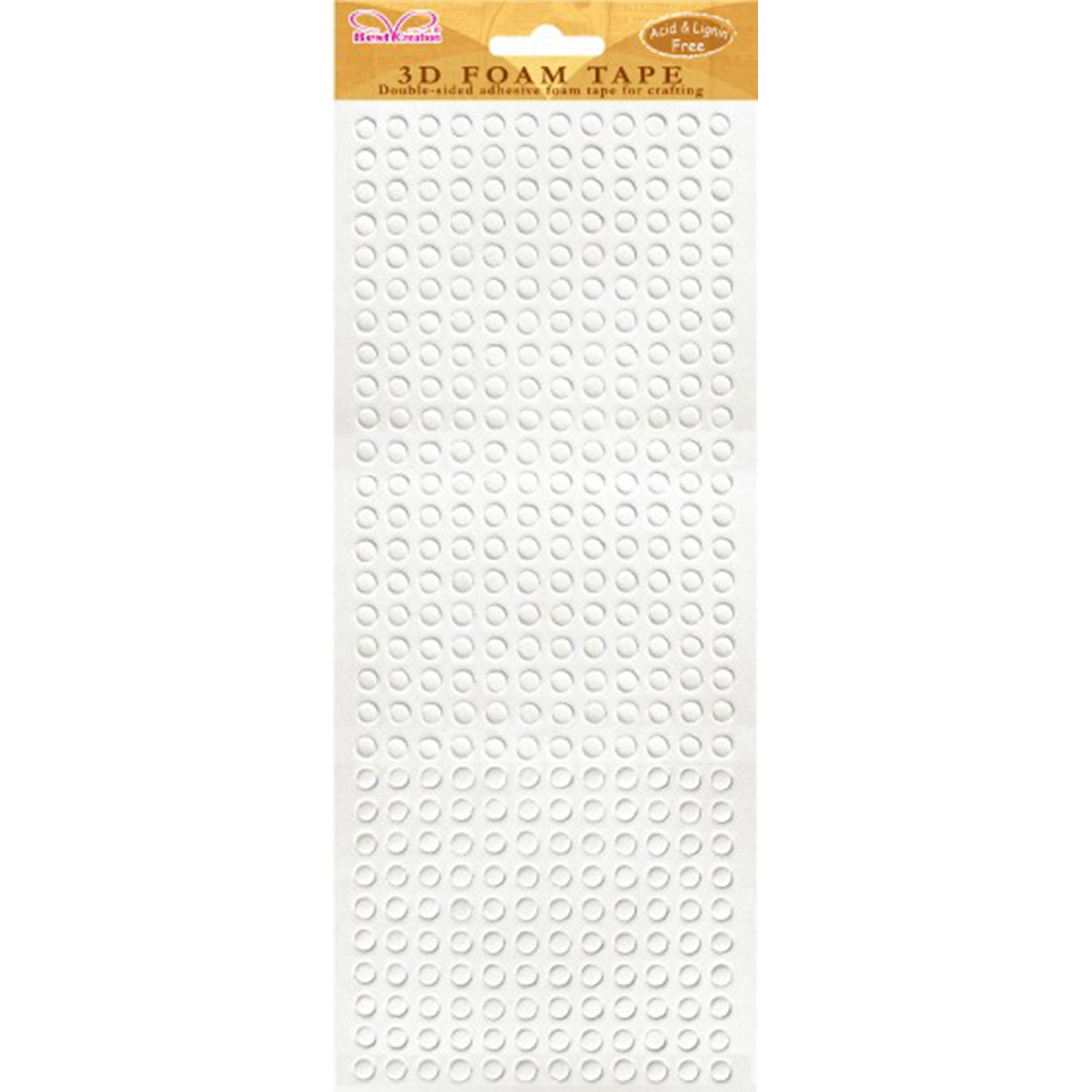 Best-Creation-Double-Sided-Foam-Tape-Small-Circles