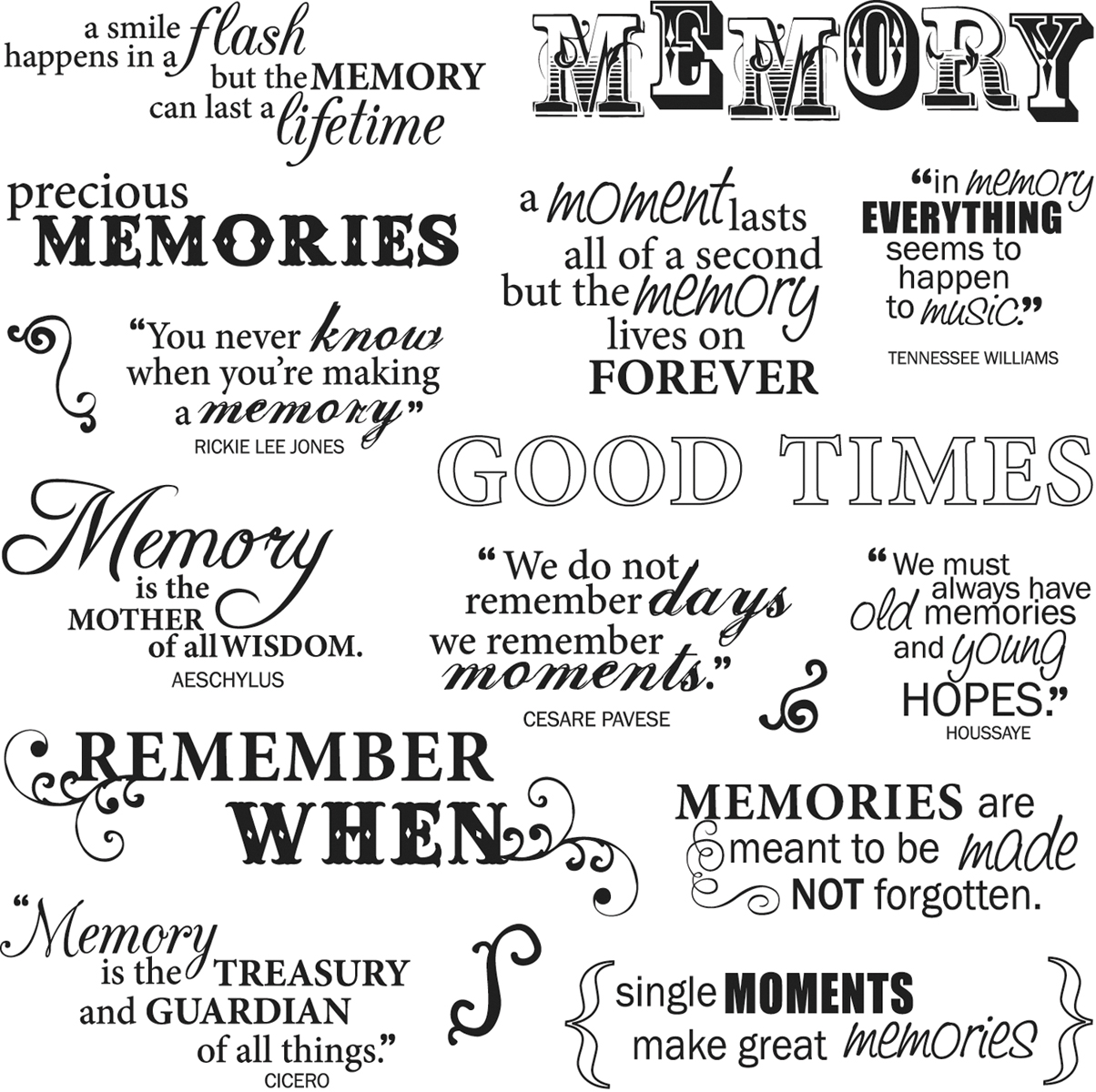 Fiskars-Quote-Clear-Stamps-8-034-X8-034-Good-Times