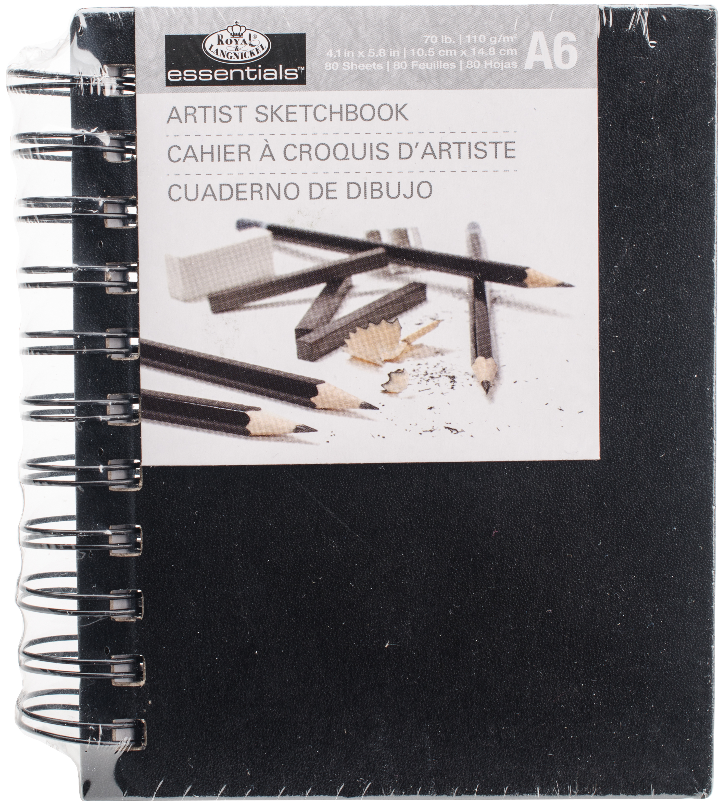 Spiral-Hardcover-Sketchbook-4-1-034-X5-8-034-RSBA6