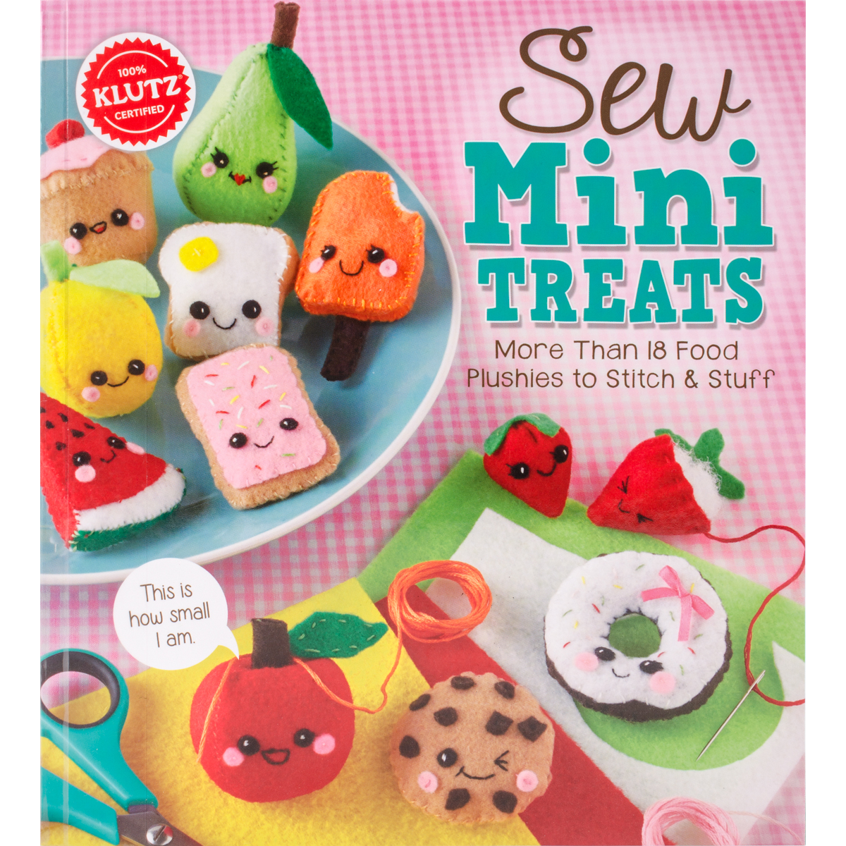 Sew Mini Treats Book Kit-